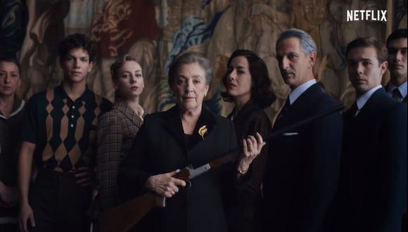 """Netflix lanza tráiler y anuncia la fecha de estreno de su nueva serie """"Alguien tiene que morir"""". (Foto: Captura de video)"""