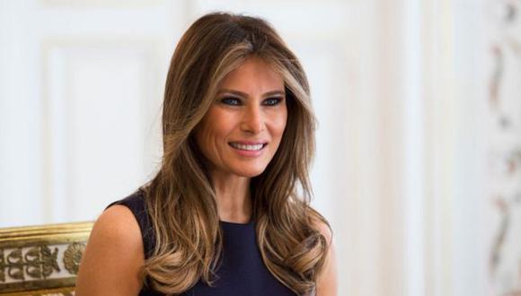 Melania está casada con Donald Trump desde 2005. (GETTY IMAGES).