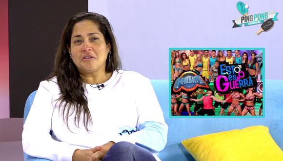 Katia Palma opina sobre los realities en #Dilo.