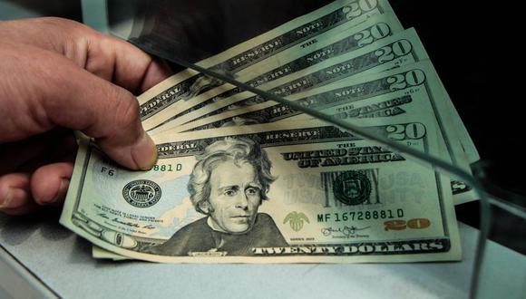 El dólar cerró a la baja el lunes, en Venezuela. (Foto: Diana Chávez | GEC)