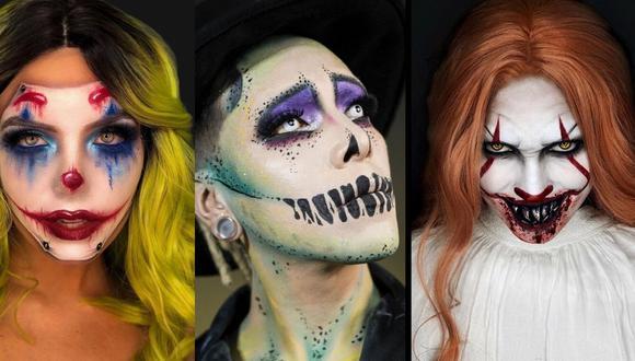 Joker, calavera o Pennywise, tú eliges que quieres ser esta noche. (Foto: Difusión)