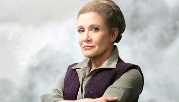 """Carrie Fisher: ¿Qué ocurrirá con """"Star Wars 8"""" tras su muerte?"""