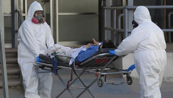Coronavirus en México | Últimas noticias | Último minuto: reporte de infectados y muertos por COVID-19 hoy, jueves 15 de abril del 2021. (Foto: EFE/Luis Torres).