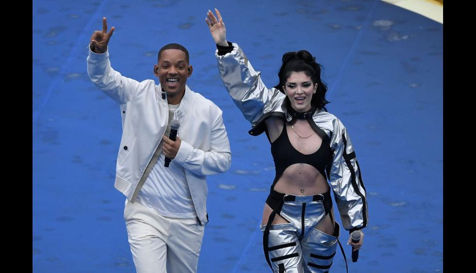 Will Smith. (Foto: AFP)