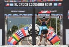 Remigio Huamán vence en carrera entre los Andes de Chile y Argentina