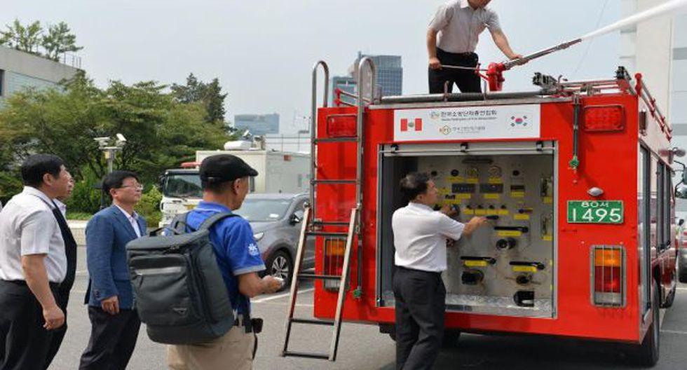 Chanchamayo contará con nuevos vehículos para los bomberos - 1
