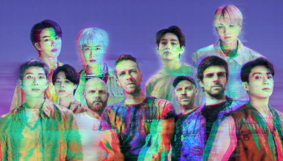 """Coldplay se une a BTS para lanzar el tema """"My Universe"""". (Foto: James Marcus Haney x Heo Jae Young x Kim So Jung)"""
