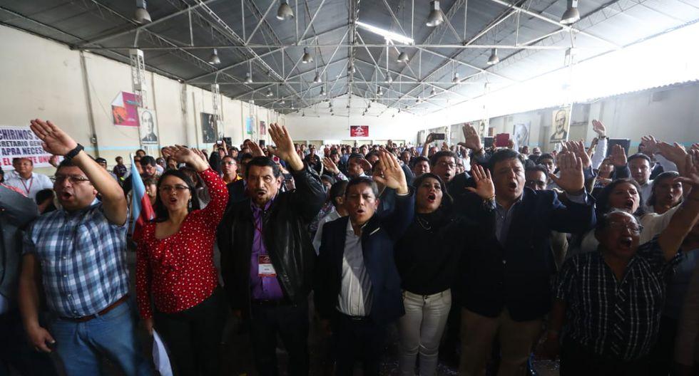 La lista de Trelles incluye al excongresista Elías Rodríguez como secretario general institucional y a Benigno Chirinos como secretario general político. (Foto: Alessandro Currarino)