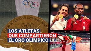 Tokio 2020: conoce la razón por la que Barshim y Tamberi decidieron compartir el oro olímpico
