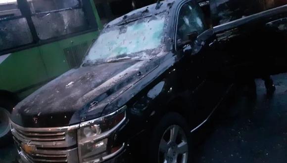 En el lugar del ataque contra Omar García Harfuch, secretario de Seguridad de Ciudad de México, se encontraron más de 100 casquillos percutidos de armas de alto calibre, entre ellos de AK-47 y de fusil Barret de francotirador capaz de atravesar los blindajes.