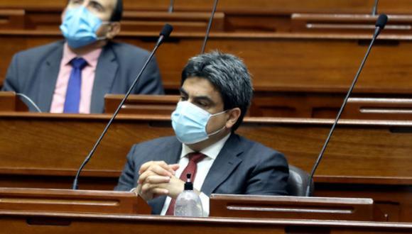 Martín Benavides, ministro de Educación, deberá volver a acudir al Congreso la próxima semana para responder ante las Comisiones de Fiscalización y Educación (Foto: PCM)