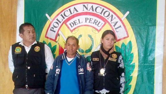 Junín: capturan a agricultor acusado de tocamientos indebidos