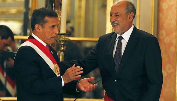 """Humala sobre Mayorga: """"No veo conflicto de intereses"""""""