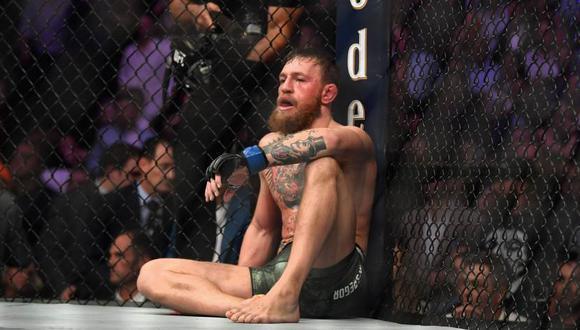 El fanático aseguró que Conor McGregor pudo haber perdido la vida. (Foto: AFP)