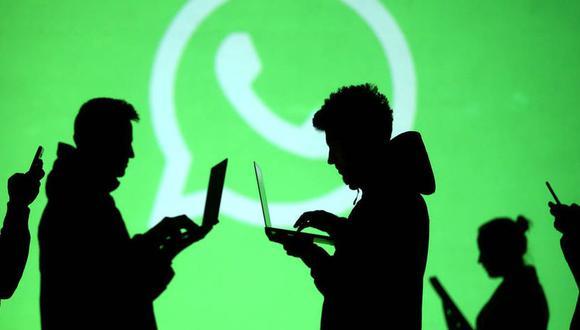 WhatsApp ofrece chats cifrados para mayor seguridad, sin embargo, a principios de año se registraron actos maliciosos. (Foto: Reuters)