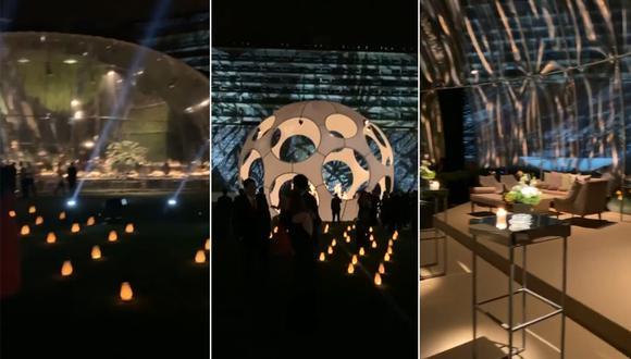 El estadio Monumental aguarda a Edison Flores y Ana Siucho. (Foto: Captura de video)