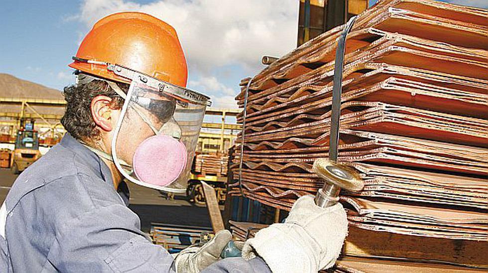 Cobre y molibdeno lideraron producción de minerales en julio - 1