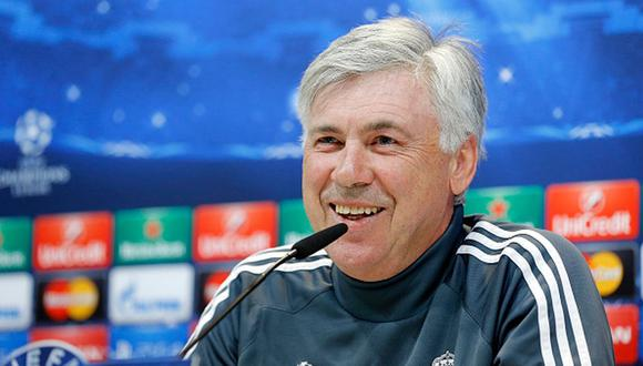 Real Madrid ganó la Champions League del 2014 con Ancelotti como entrenador. (Foto: Getty)