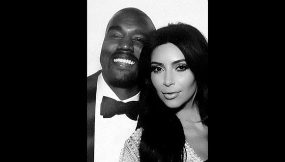 Boda de Kim Kardashian y Kanye West costó US$ 120 millones