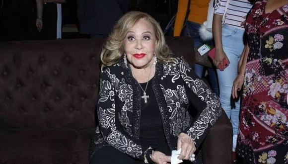 Silvia Pinal no recibe su salario desde hace dos meses y pese a insistir con altos directivos de Televisa, no ha logrado llegar a un acuerdo. (Instagram: @silvia.pinal.h).