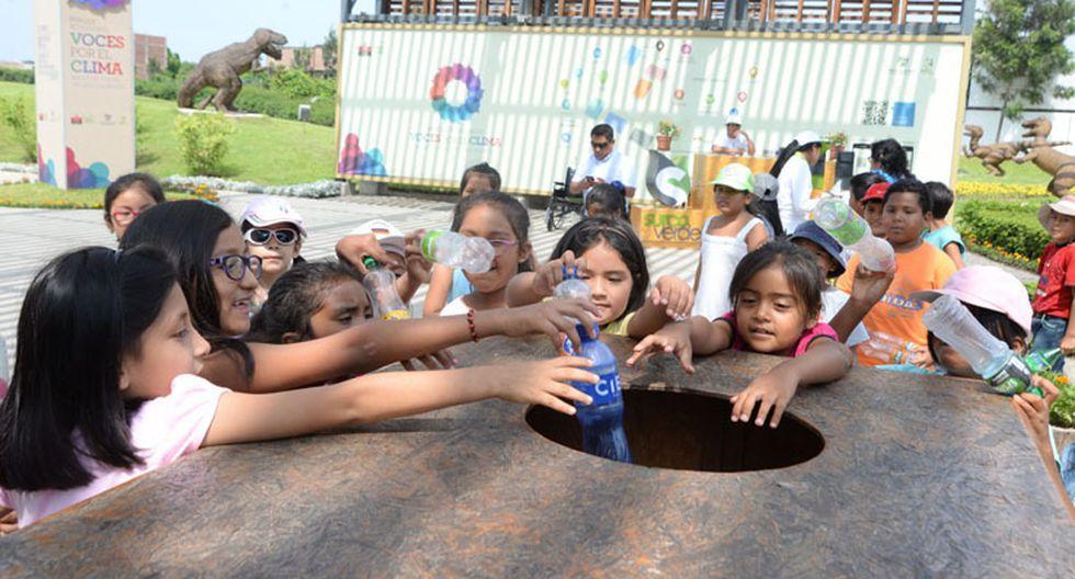 Horarios: de lunes a sábado de 10 a.m. a 6 p.m. Ingreso: dos botellas de plástico. (Foto: Archivo El Comercio)