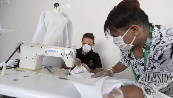 El 46% de emprendedores afirmó que usa herramientas tecnológicas desde que empezó la pandemia del COVID-19. (Foto: Cesar Campos / GEC)