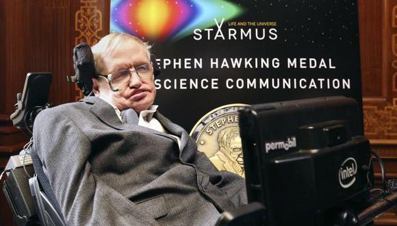 La humanidad tiene que atreverse a ir donde nadie ha ido nunca, asegura el científico. (Foto: AP)