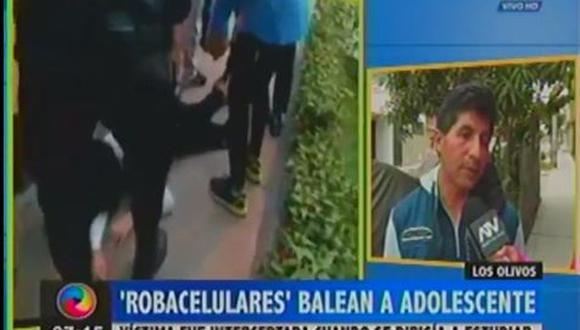 Oscar Fabián, padre de la menor baleada en Los Olivos, pide medicamentos e implementos quirúrgicos.