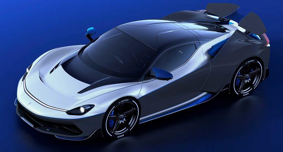 La producción del Pininfarina Battista Anniversario se limitará a tan solo 5 unidades. (Fotos: Pininfarina).