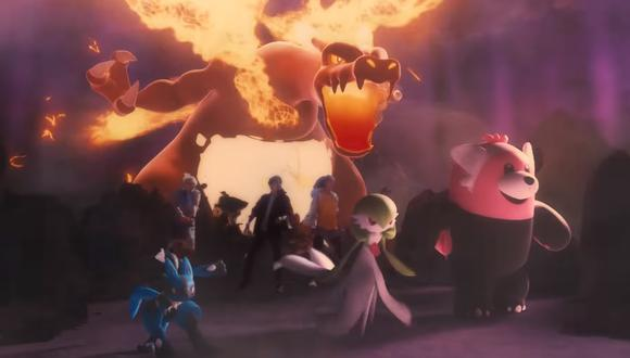 Charizard en Pokémon Espada y Escudo. (Captura de pantalla)