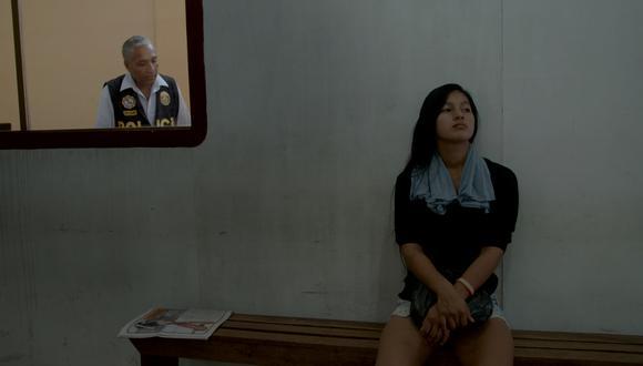 """""""En el nombre de Tania"""", dirigida por la peruana Mary Jiménez y la belga Bénédicte Liénard."""