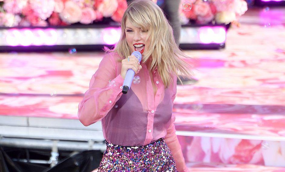 """Taylor Swift regresa a la televisión como parte de """"The Voice"""". (Foto:  AFP)"""