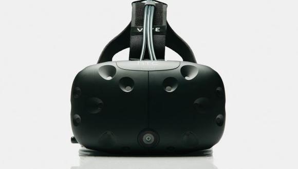 CES 2016: Vive Pre, el nuevo casco de realidad virtual de HTC