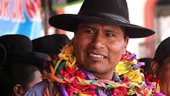 Aduviri cumple actualmente una condena de seis años de prisión efectiva en el penal de Yanamayo tras ser condenado como coautor no ejecutivo del delito contra la tranquilidad pública durante el denominado 'aimarazo' del 2011 (Foto: archivo)
