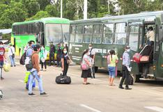 Coronavirus en Perú: más de 1.500 personas varadas esperan ser trasladadas a Madre de Dios