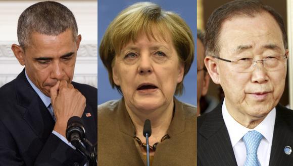 Wikileaks: EE.UU. espió conversación de Merkel con Ban Ki-moon