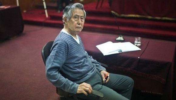El expresidente Alberto Fujimori purga una condena de 25 años de prisión por los crímenes de Barrios Altos y La Cantuta. Su indulto fue anulado en el 2018. (Foto: GEC)
