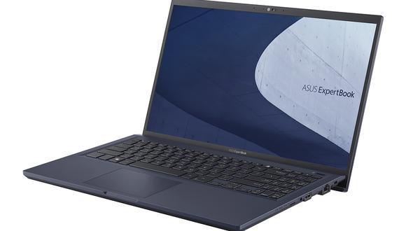 Conoce todos los detalles de las nuevas Asus ExpertBook B1. (Foto: Asus)