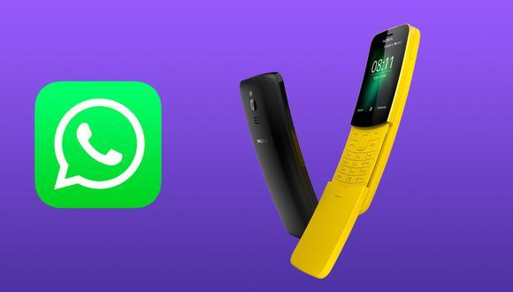 ¡Ya puedes usar WhatsApp en estos celulares básicos! Conoce los dispositivos en los que puedes chatear. (Foto: Mag)