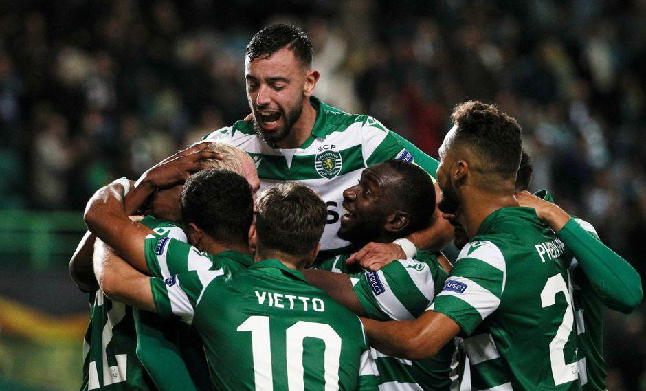Sporting de Lisboa medirá fuerzas con Marítimo por la Primeira Liga. Conoce los horarios y canales de todos los partidos de hoy, lunes 27 de enero. (AFP)