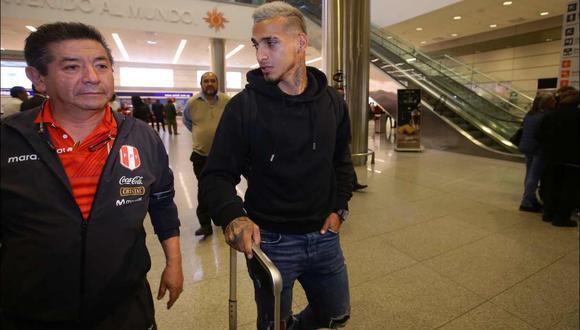 Miguel Trauco sigue en Francia, pero quiere regresar a Perú. (Foto: GEC)