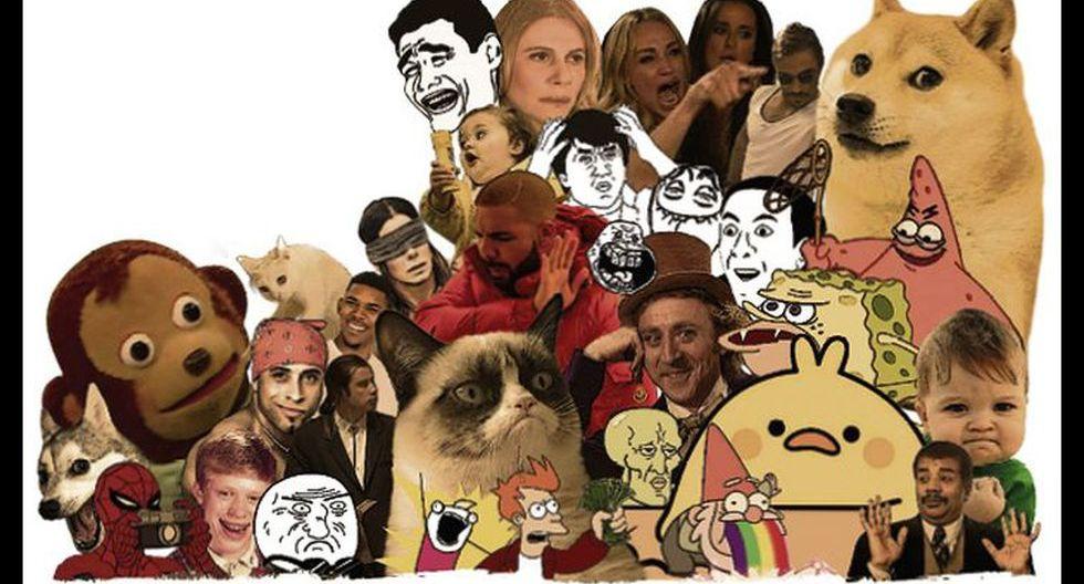 Los memes son esas imágenes que han cambiado la forma en la que nos comunicamos. Otra de las innovaciones de la era de las redes sociales