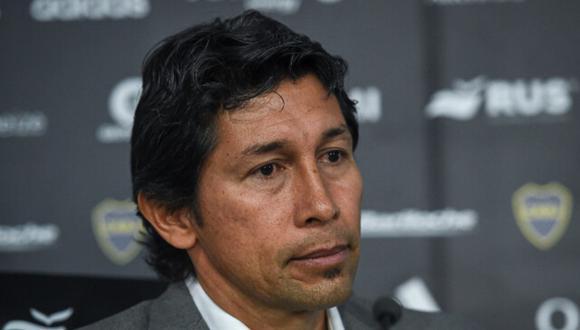 Jorge Bermúdez es parte de la Comisión de Fútbol del elenco xeneize. (Foto: Boca Juniors)