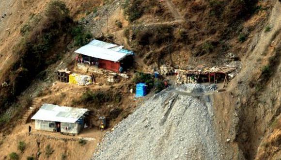 Cusco: un muerto y dos heridos tras derrumbe en mina artesanal