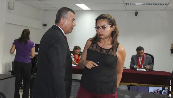 Daniel Urresti se quedó sin abogada en el proceso judicial por el asesinato del periodista Hugo Bustíos. (Foto: Consuelo Vargas/Archivo El Comercio)
