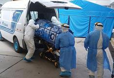 Huánuco en crisis: región se quedó sin camas UCI  mientras la cifra de fallecidos se dispara por el COVID-19