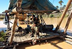 Madre de Dios: la minería ilegal de oro no da tregua en época de pandemia | INFORME