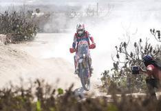 Dakar 2019: Motos peruanas siguen en competencia