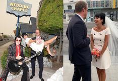 Lily Allen: todos los detalles sobre el original vestido de novia de la cantante   FOTOS