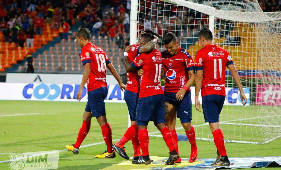 Deportivo Independiente de Medellín se medirá ante Millonarios de Bogotá este miércoles (8:00 pm. EN VIVO y ONLINE por Win Sports) en el estadio Atanasio Girardot por la Liga Águila. (Foto: DIM)